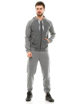 Костюм спортивный: толстовка и брюки | 4986343