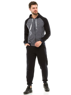 Костюм спортивний: толстовка і штани | 4986344