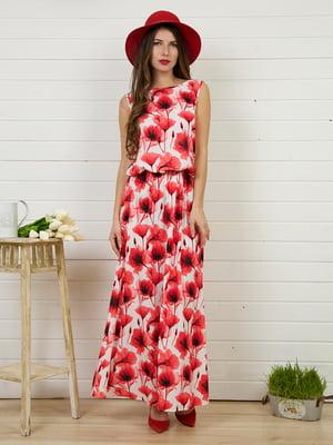 Сукня в квітковий малюнок | 4986419