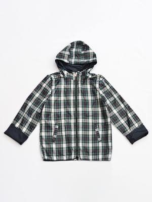 Куртка в клетку двухсторонняя | 4901363