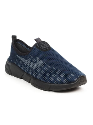 Кроссовки синие | 4988483