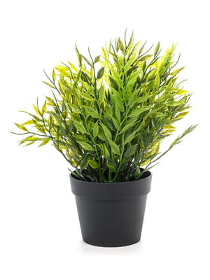 Искусственный цветок в горшке «Бамбук» | 3769861