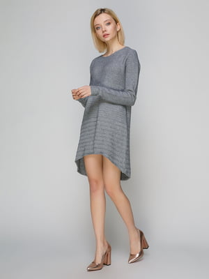 Сукня сіро-коричнева | 2913743