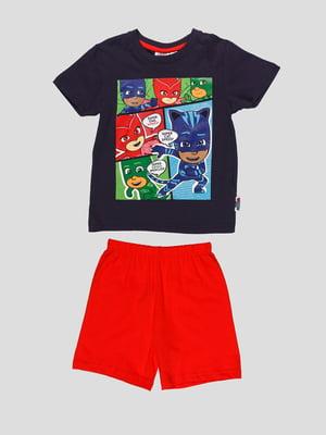 Комплект: футболка и шорты | 4985232