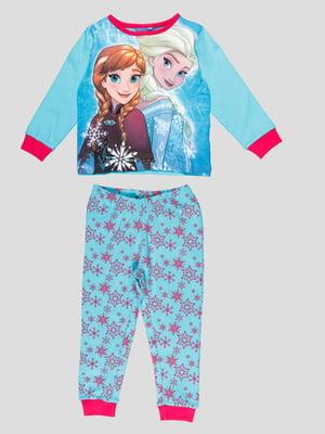 Пижама: джемпер и брюки | 4985203