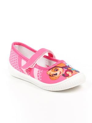 Туфли розовые | 4985277