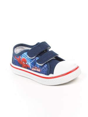 Кеды синие | 4985281