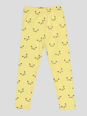 Легінси жовті | 4988364