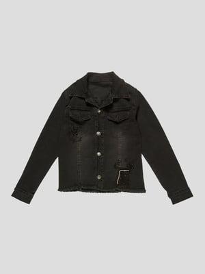 Куртка чорна | 4988367