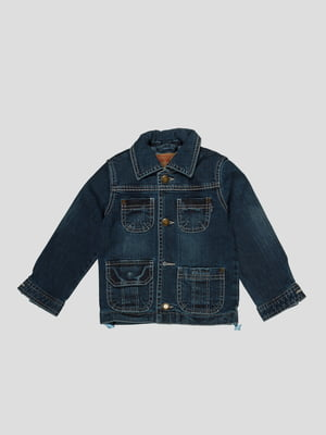 Куртка синяя | 4988389
