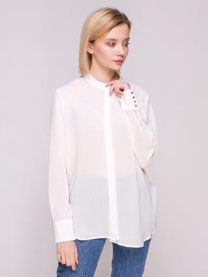 Блуза белая | 2354902