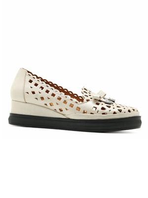 Туфлі бежеві | 5009723