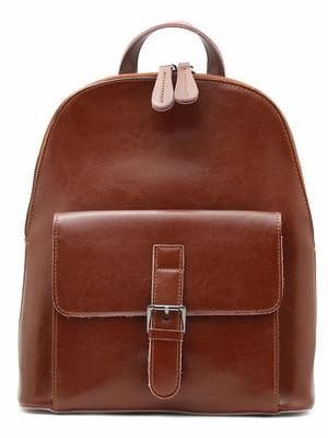 Рюкзак коричневий | 5009752