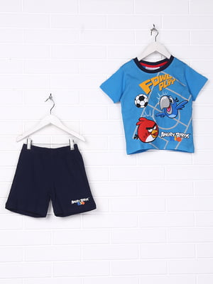 Комплект: футболка и шорты | 4985159