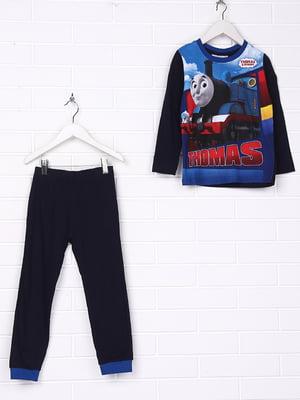 Пижама: лонслив и брюки | 4985173