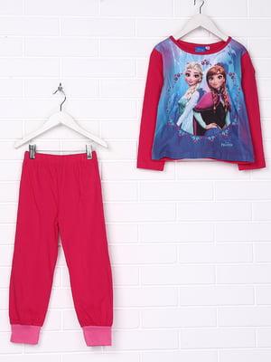 Пижама: лонгслив и брюки | 4985178
