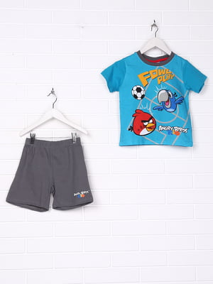 Комплект: футболка и шорты | 4985213