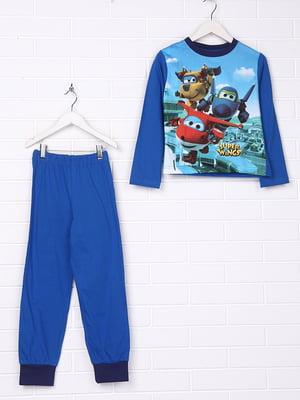Пижама: лонгслив и брюки | 4985223