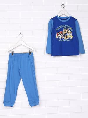 Пижама: лонслив и брюки | 4985260