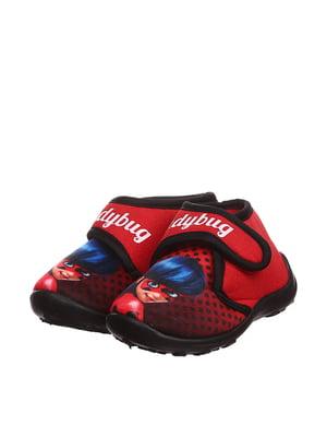 Тапочки красные | 4985264