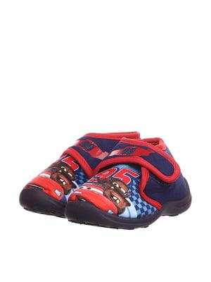 Тапочки синие | 4985266