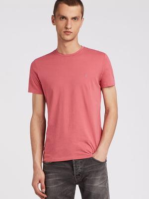 Футболка рожева | 5010733