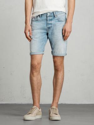 Шорти блакитні джинсові | 5010753
