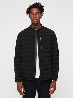 Куртка чорна | 5010767