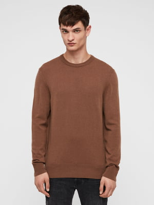 Джемпер коричневий | 5010791