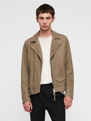 Куртка бежева | 5010798