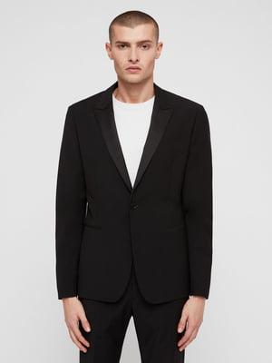Піджак чорний | 5010802