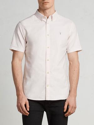 Рубашка светло-розовая   5010822