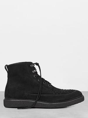 Черевики чорні | 5010838