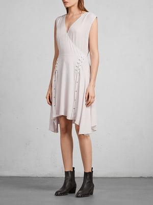Платье светло-розовое | 5010845