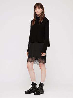 Платье черное | 5010878