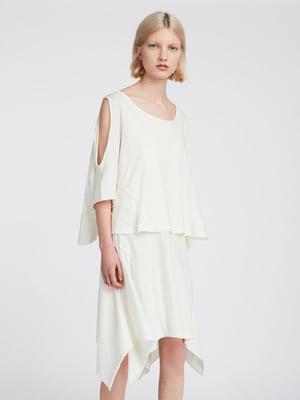 Платье белое | 5010880