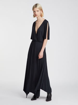 Платье цвета антрацит | 5010887