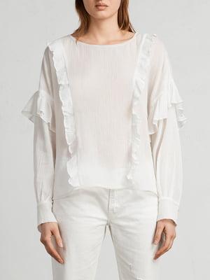 Блуза белая   5010977