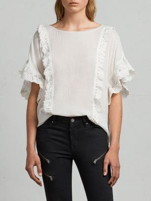 Блуза белая   5010990