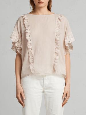 Блуза розовая | 5010991