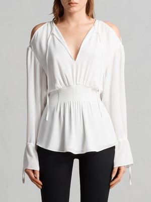 Блуза белая   5010992