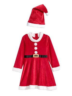Платье красное | 5011938