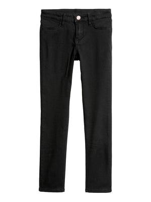 Джинсы черные | 5011959