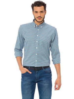 Рубашка клетчатая   5013646