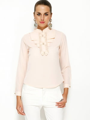 Блуза бежевая | 5013811
