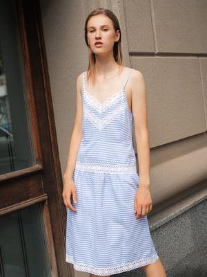 Сукня блакитна | 5014533