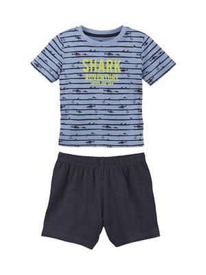 Комплект: футболка і шорти | 5016046