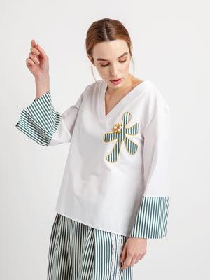 Блуза біла   4890662