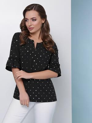Блуза чорна | 5016178