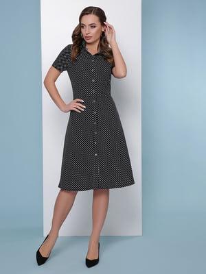 Сукня-сорочка в горох | 5016187